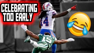 Download Celebrating Too Early (NFL, NCAA, CFL) Video