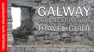 Download Tour Galway city (things to do) Ireland travel video guide; visit Ireland tourism attractions Video