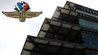 Download 2018 Indianapolis Motor Speedway Oval Open Test Day 1 Video