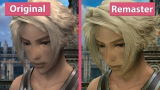 Download 4K UHD | Final Fantasy XII – PS2 Original vs. The Zodiac Age Remaster on PS4 Pro Graphics Comparison Video