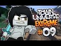 Download TOWN UNIVERSE EXTREME: ME MUEVO COMO SPIDER-MAN #9 (MINECRAFT SERIE DE MODS) Video