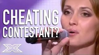 Download Is This Contestant Really Lip Syncing? | X Factor Global Video