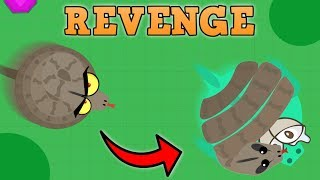 Download MOPE.IO REVENGE ON TEAMERS // MAKING SALTY PEOPLE RAGE (Mope.io funny moments) Video