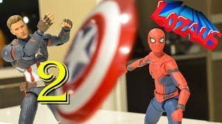 Download Spider Man Action Series Episode 2 Video