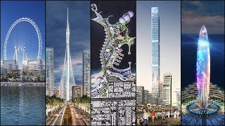 Download Top 5 Dubai Mega Projects Being Built Right Now Video