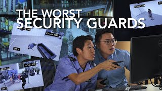 Download The Worst Security Guards Video