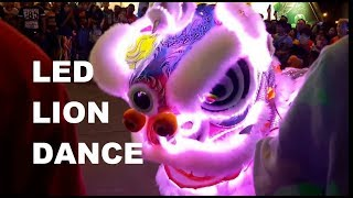 Download Chinese New Year Celebrations 2017 | LED LION DANCE Video