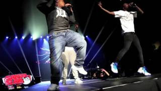 Download DRAM Does The 'Juju On That Beat' With Zay and Zayion At 2016 Santa Slam! Video