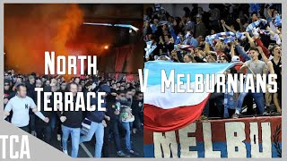 Download North Terrace vs Melburnians | Melbourne Derby | Australian Ultras Video