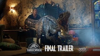 Download Jurassic World: Fallen Kingdom - Final Trailer [HD] Video