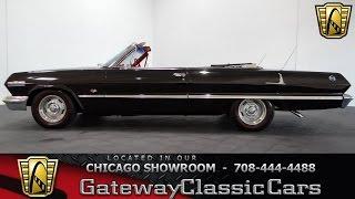 1964 Chevrolet Impala SS - Gateway Classic Cars of Atlanta