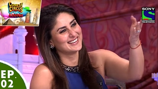 Download Comedy Circus Ke Ajoobe - Ep 2 - Kareena Kapoor as Special Guest Video