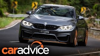 Download 2017 BMW M4 GTS Review | CarAdvice Video
