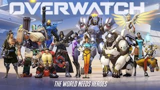 Download Overwatch PS4 Live stream Video