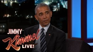 Download How Does President Obama Get Woken Up? Video
