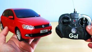 Download UNBOXING do Volkswagen GOL G6 CARRINHO de CONTROLE REMOTO! Video