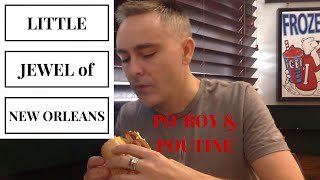 Download THE LITTLE JEWEL OF NEW ORLEANS - SHRIMP PO' BOY & POUTINE IN LOS ANGELES Video