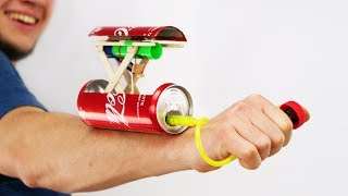 Download How to Build Coca Cola Spy Gun Video