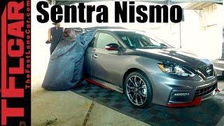 Download 2017 Nissan Sentra NISMO LA Debut: Sportiest Sentra of them All Video