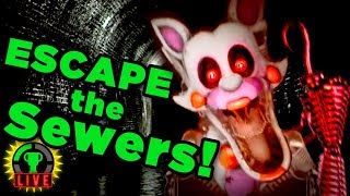 Download The SCARIEST FNAF Fan Game Ever! | Sinister Turmoil Sewers Video