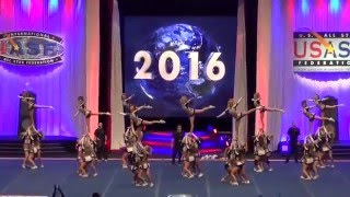 Download Top 10 Stunt Sequences at The Cheerleading Worlds 2016 Video