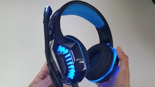 Download GM2 Pro Gaming Headset for PS4, XBOX One, PC, Tablets & Phones Video