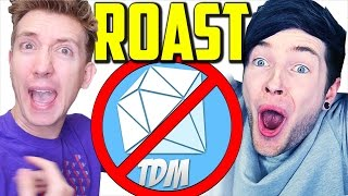 Download DanTDM ROAST Parody (DISS TRACK) Video