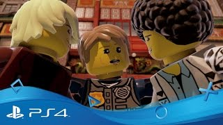 Download LEGO City Undercover   Official Announce Trailer   PS4 Video