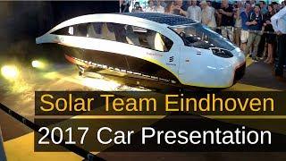Download Solar Team Eindhoven: 2017 Car Presentation [World Solar Challenge] Video