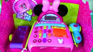 Download Disney Junior Mickey Mouse Clubhouse Minnie Mouse Bow-tique Electronic Cash Register Video