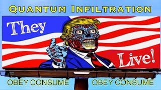 Download PROOF They Live IS a Documentary-Must-See! QUANTUM INFILTRATION SUBLIMINAL MESSAGES evil tactics Video