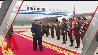 Download Trump-Kim summit: Hero's welcome for Kim Jong Un as he returns to Pyongyang Video