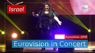 Download Israel Eurovision 2018 Live: Netta - TOY - Eurovision in Concert - Eurovision Song Contest 2018 Video