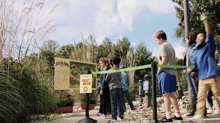 Download TSA PRECHECK: KEEP MOVING THEME PARK Video