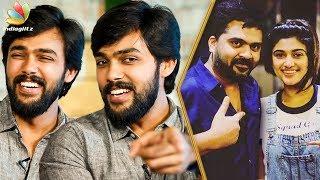 Download Arav about Simbu, Oviya & Live In Relationship   Interview   Bigg Boss Tamil   Raja Bheema Movie Video