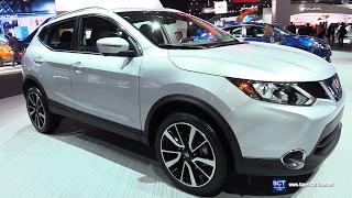 Download 2018 Nissan Rogue Sport SL AWD - Exterior and Interior Walkaround - 2017 Detroit Auto Show Video