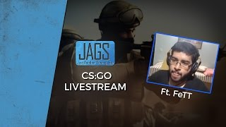 Download LIVE - CS:GO With FeTT! The Road To Gobar Elite Continues!! Video