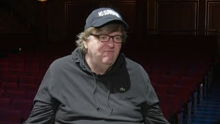 Download Michael Moore: Humor about Trump can reach a lot of people Video