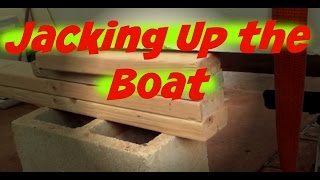 Download Lifting One Side of the Boat off a Trailer the Easy Way Video