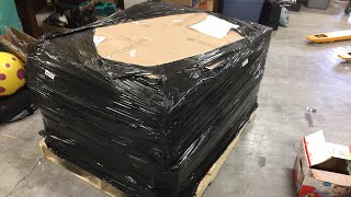 Download I bought a pallet of small electronics returns to sell on eBay   unboxing video Video