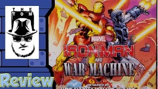 Download Marvel Dice Masters Iron Man and War Machine Starter Set Review - with Tom Vasel Video