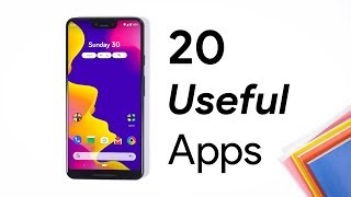 Download Top 20 Best Android Apps 2019 Video