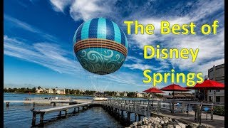 Download Best Things About Disney Springs | Avengers Movie Review | Disney Shopping Trip Video