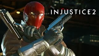 Download Injustice 2 - Introducing Red Hood Trailer Video