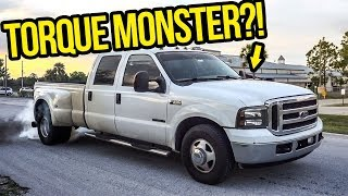 Download Here's How I Made My 300,000 Mile Ford F350 Dually FAST As HELL (And Crazy Reliable) Video