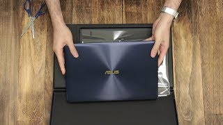 Download Unboxing the ASUS ZenBook 3 Deluxe (UX490) Video