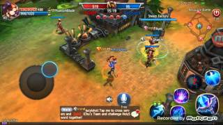 Download Sword of Chaos: Exiled Vs Ragnarok Video