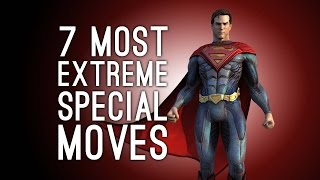 Download The 7 Most Over The Top Special Moves That Weren't Strictly Necessary Video