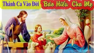 Download Thánh Ca Vào Đời - Báo Hiếu Cha Mẹ - Minh Họa Hình ảnh Gia Đình Thánh Gia Cực Đẹp Video