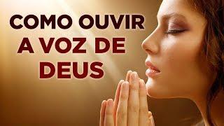 Download 9 MANEIRAS DE OUVIR A VOZ DE DEUS E SABER QUE ELE FALOU COMIGO - Pastor Antonio Junior Video